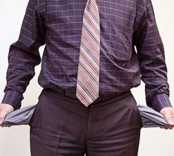 как платить алименты безработному