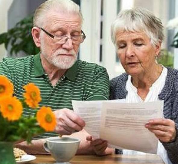 Как уходят на пенсию в крыму