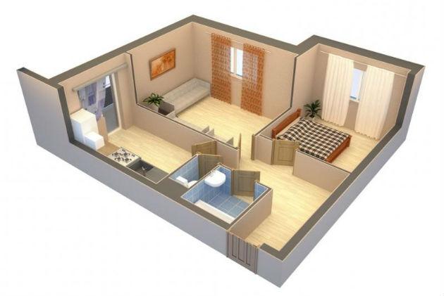 Узаконить перепланировку квартиры самостоятельно