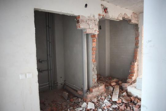 Согласование перепланировки квартиры в Санкт-Петербурге