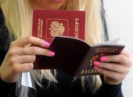 замена паспорта после смены фамилии