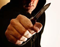 совершение разбойного нападения