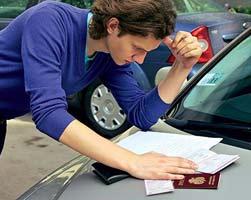 проверка автомобиля на ограничение регистрационных действий
