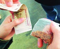 ответственность за сбыт и хранение наркотиков
