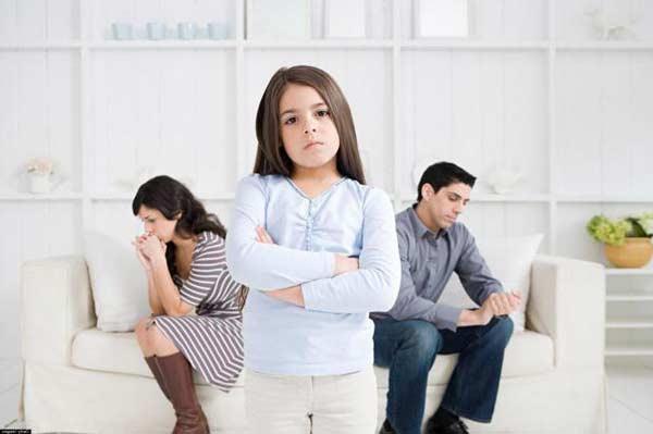 место жительства ребенка при разводе