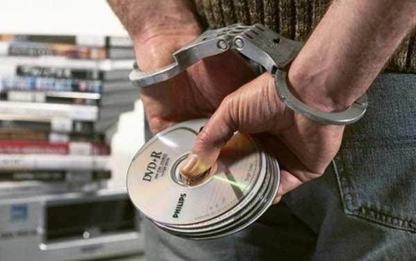 наказание за нарушение авторских прав