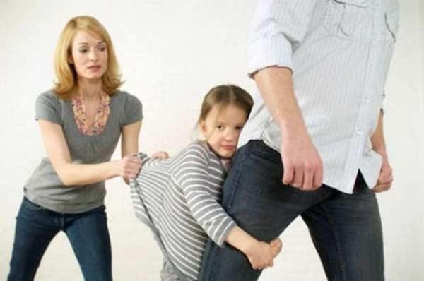 как определить порядок общения с ребенком