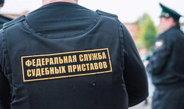 арест счета судебными приставами