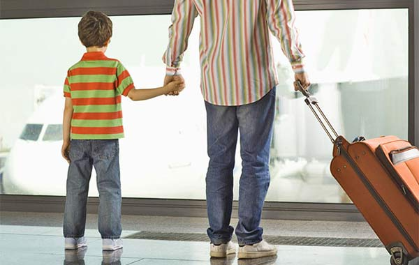 запрет на выезд ребенка за рубеж