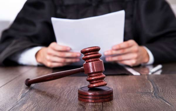 судья восстанавливает сроки обжалования решения арбитражного суда первой инстанции