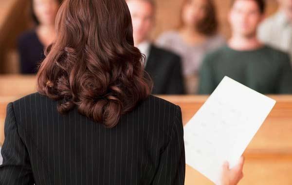 правила поведения в судебном заседании