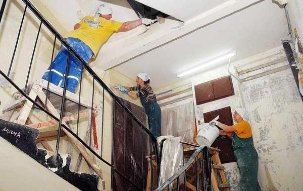 текущий ремонт общего имущества в многоквартирном доме