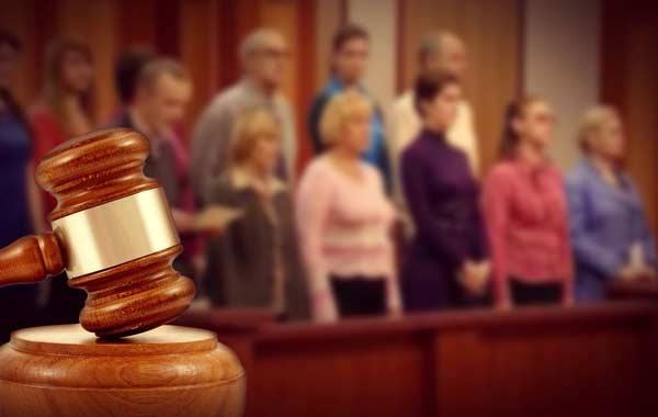 присяжные заседатели в районных судах